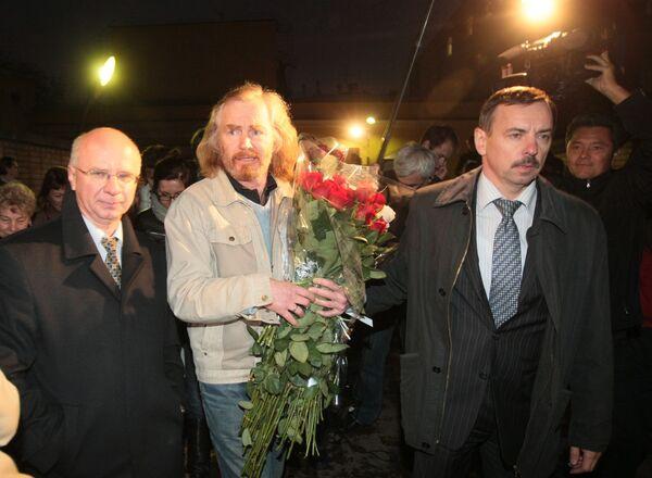 Бывший замминистра финансов РФ Сергей Сторчак освобожден из-под стражи