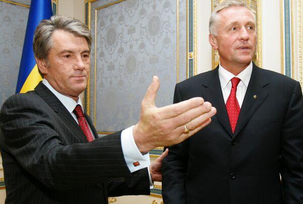 Премьер-министр Чешской Республики Мирек Тополанек
