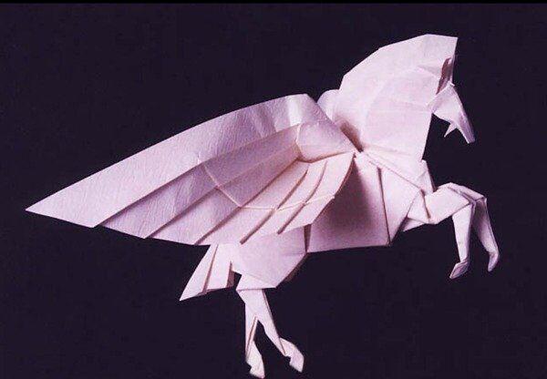 Бумажное искуство Оригами