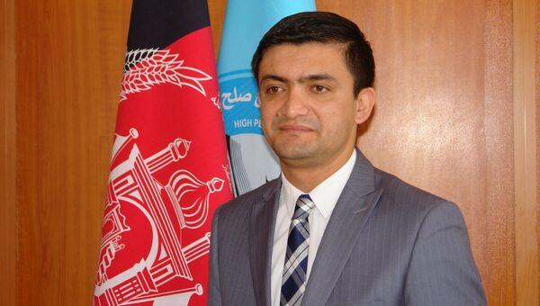 Официальный представитель Высшего совета мира Афганистана Ихсан Тахери