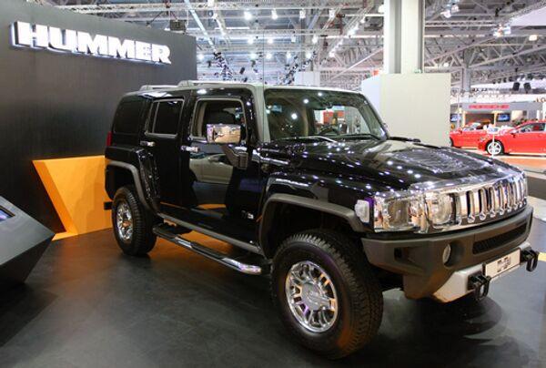 Hummer H3 производства компании General Motors
