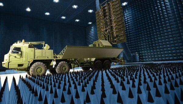 Радиолокационный комплекс Небо-М. Архивное фото