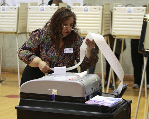 Проверка результатов электронного голосования