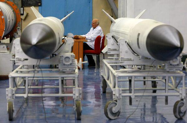 На предприятии Концерн ПВО Алмаз-Антей