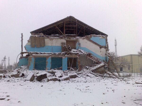Глава отдела образования Беляевки грозит до 7 лет за обрушение школы