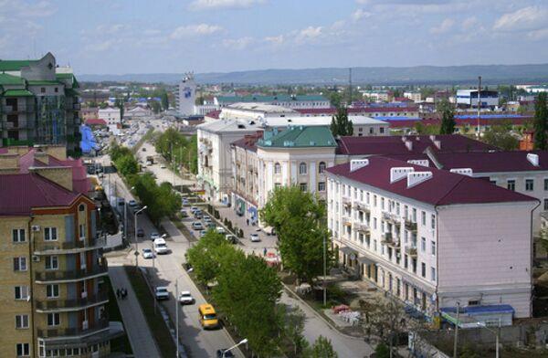 Город Грозный. Архив