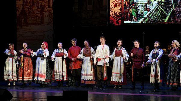 Торжественное мероприятие в честь 700-летия подвига Михаила Тверского