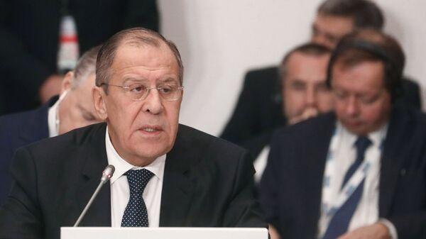 Лавров рассказал, что на СМИД ОБСЕ много обсуждали Украину