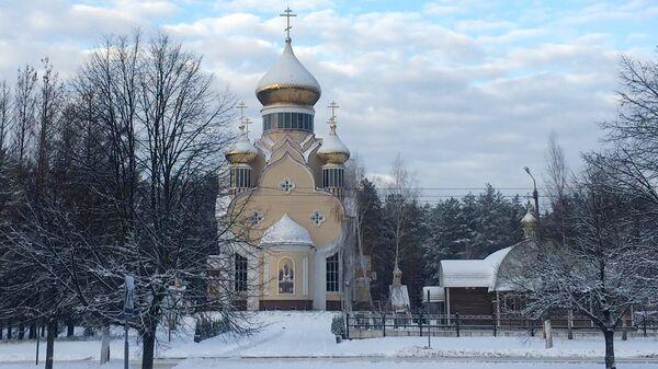 Свято-Ильинский храм в Славутиче