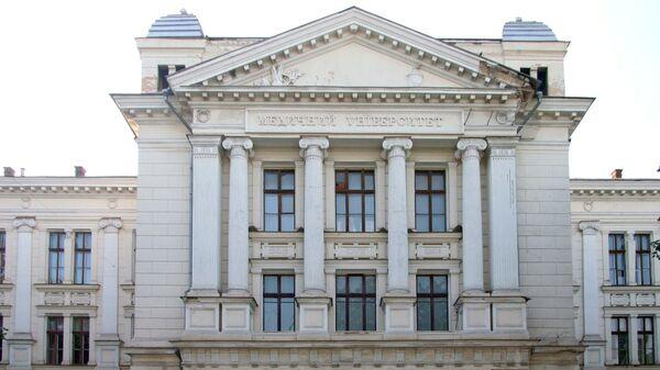 Здание Одесского национального медицинского университета