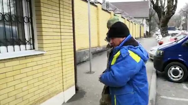 Задержание Шамиля Казбулатов, подозреваемого в нападении на Псковскую дивизию ВДВ