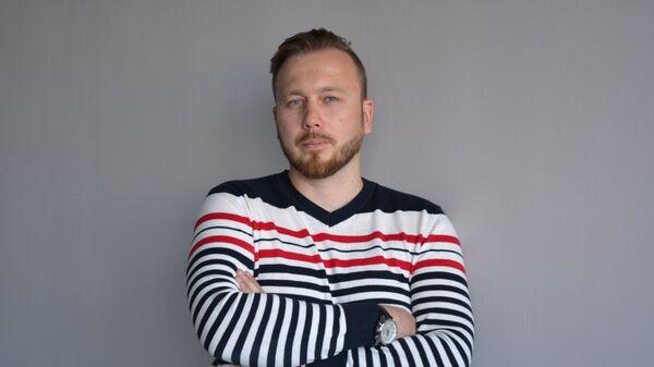 Дизайн-директор завода «Октава» Владимир Шипилов