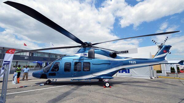 Вертолет T625 Gokbey