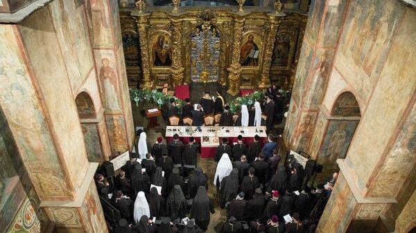 Объединительный собор в Софийском соборе