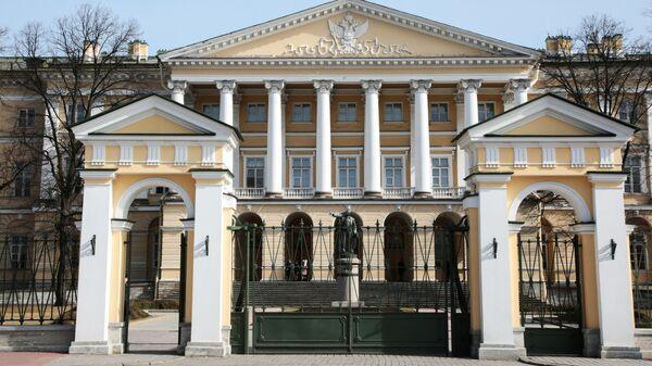 Здание правительства Санкт-Петербурга