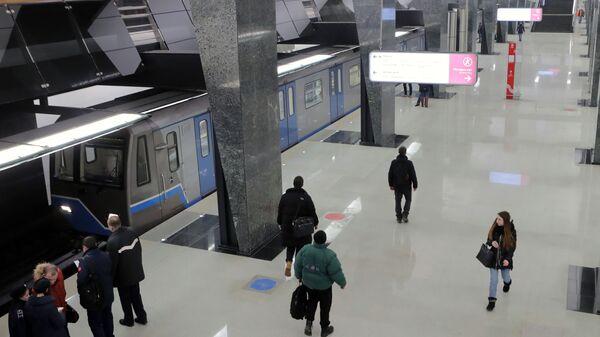 """Подземный переход от """"Динамо"""" до """"Петровского парка"""" откроют в 2020 году"""