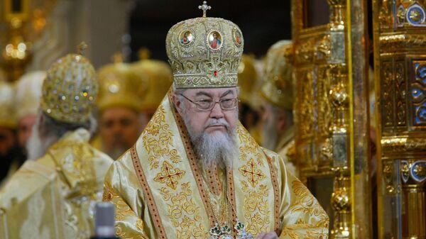 Митрополит Варшавский и всей Польши Савва