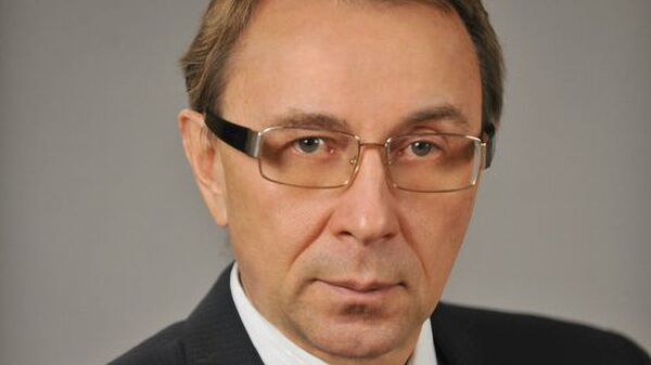 Заслуженный артист России Олег Мартьянов