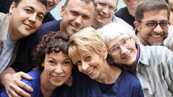 Команда фонда Справедливая помощь, 2009 год
