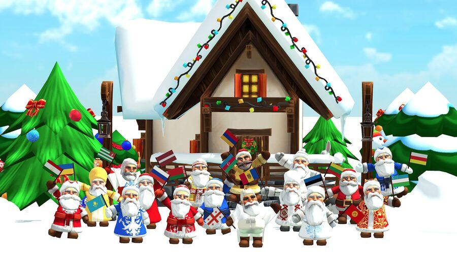 Кто твой Дед Мороз?!