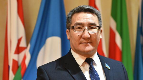 Председатель Госсобрания Якутии Петр Гоголев