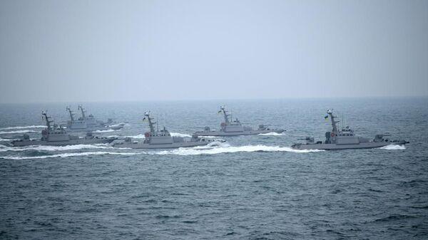 Катера ВМС Украины