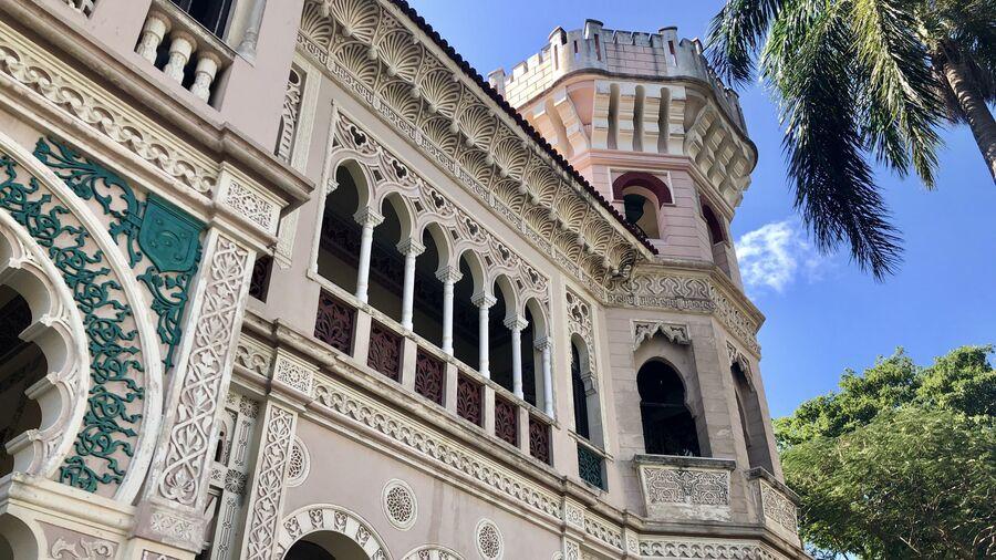 Palacio de Valle, Сьенфуэгос, Куба , Куба