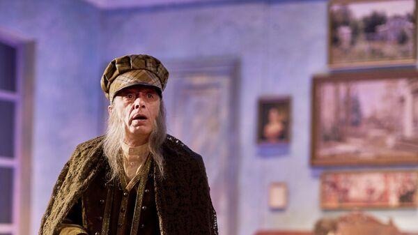 Спектакль Обломов в Театре Маяковского