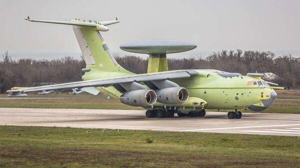 Самолет дальнего радиолокационного обнаружения А-100