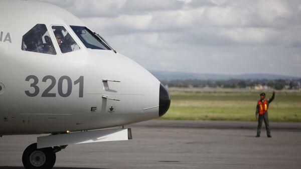 Авиабаза ВВС Мексики Санта-Лусия