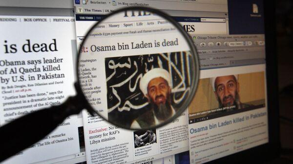 Заголовки в СМИ о смерти Усамы бен Ладена