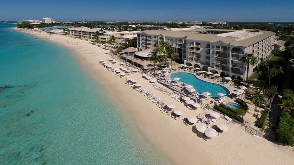 "ОтеÐ""ь Grand Cayman Mariott"