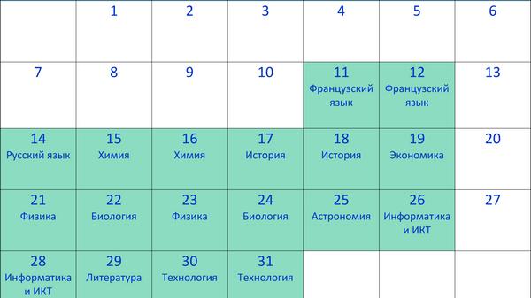 Всероссийская олимпиада школьников. Январь 2019