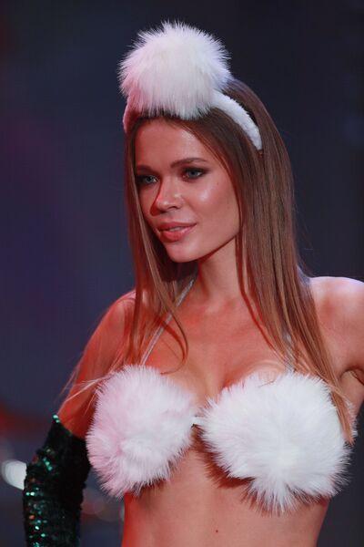 Участница конкурса красоты Мисс Москва 2018 Ксения Паленова