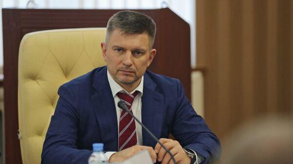 Министр транспорта Крыма Сергей Карпов