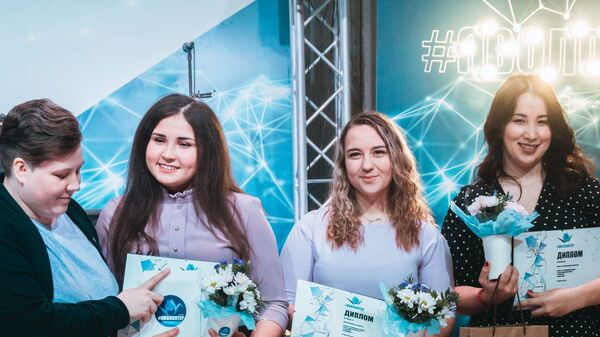 В Новосибирской области прошло вручение региональной премии Я - волонтер
