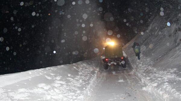 Погибшие под лавиной лыжники приехали вСочи из столицы