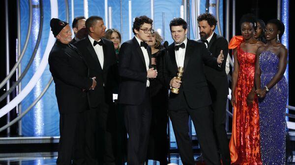 Фильм Человек-паук: Через вселенные завоевал Золотой глобус в категории лучший анимационный фильм