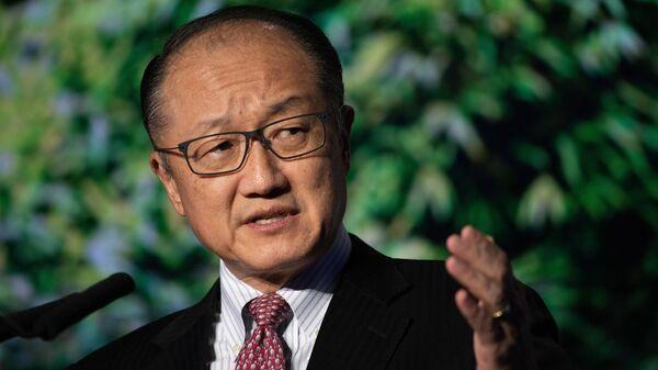 Президент Всемирного банка Джим ЁнКим с1-го февраля оставляет собственный пост