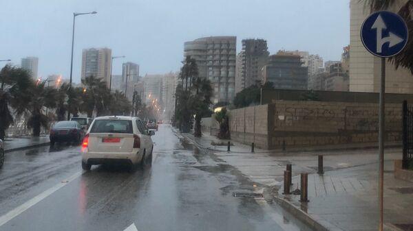 Набережная Бейрута