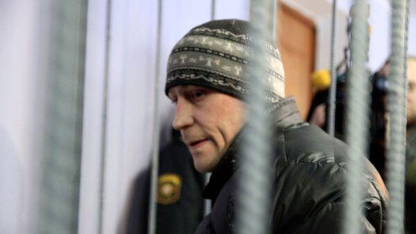 Александр Осипович в суде. 9 января 2018