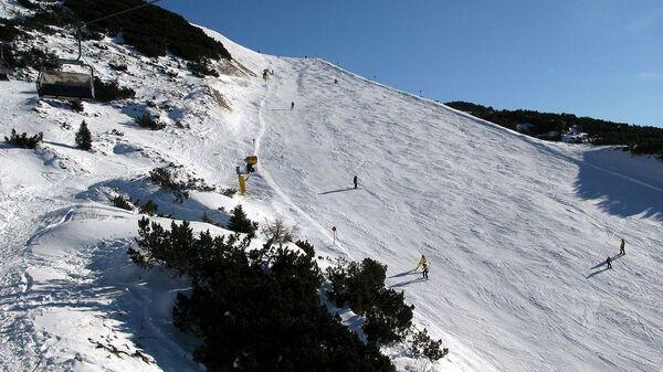 Склон Паганелла в Тренто, Италия