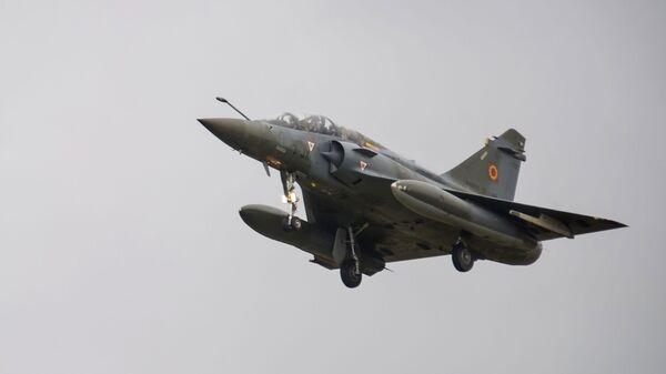 Истребитель ВВС Франции Mirage 2000D