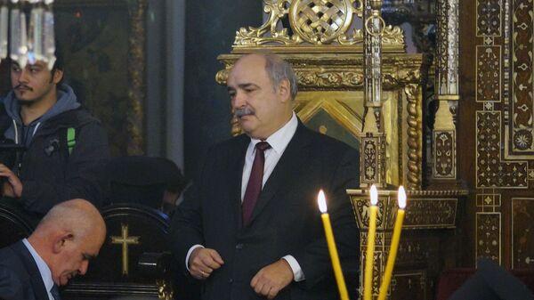 Заместитель министра иностранных дел Греции Маркос Боларис