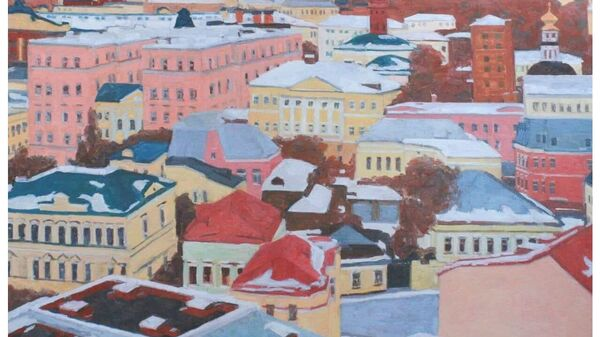 Картина Аллы Полковниченко