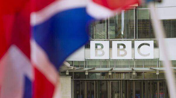 Офис телерадиовещательной корпорации BBC в Лондоне