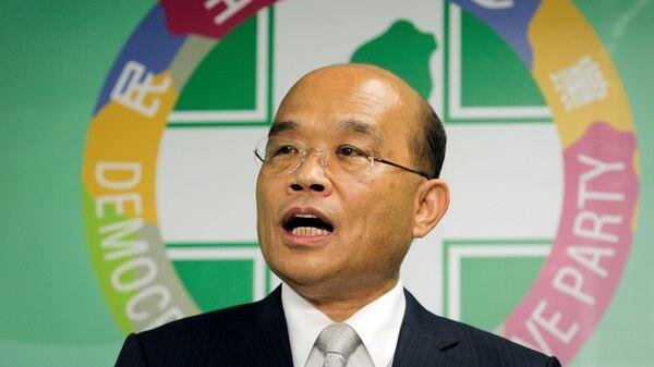 Су Чжэньчан