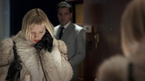 Кадр из фильма Пирсинг(2019)