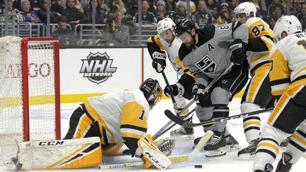 Матч НХЛ Лос-Анджелес Кингз - Питтсбург Пингвинз