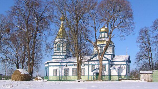 В Житомирской области неизвестные захватили храм УПЦ